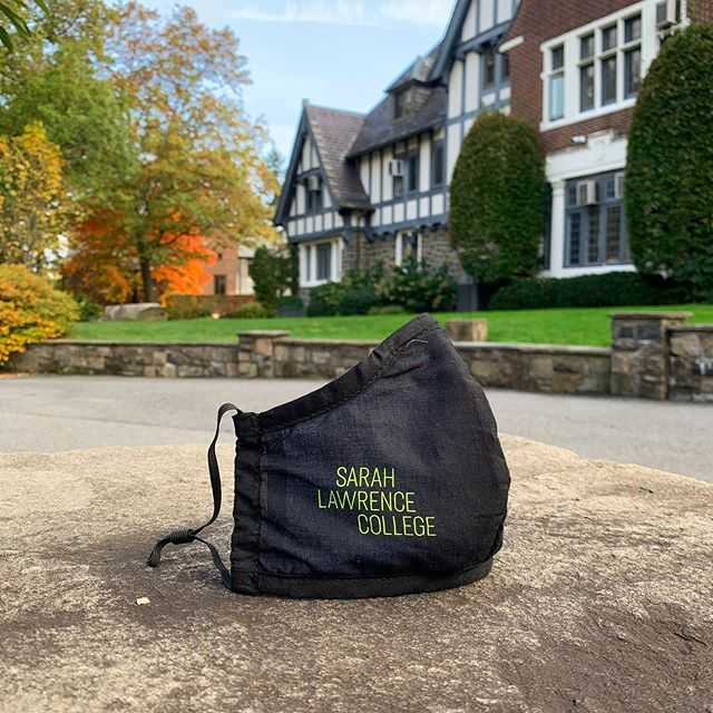 There's still time to support our students, show your SLC pride, and stay safe all at the same time! Through the end of October, the College will send an SLC face mask in appreciation for your gifts of $25. Click the link in our bio to learn more #SarahLawrenceTogether