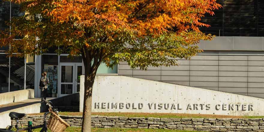 Heimbold Visual Arts Center