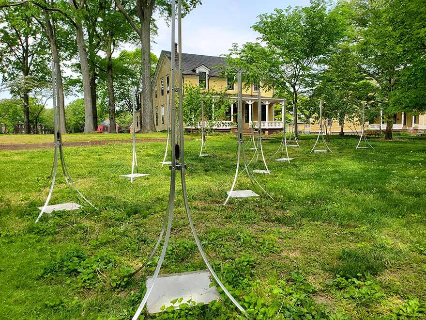 Public Art, Garden Sentinels