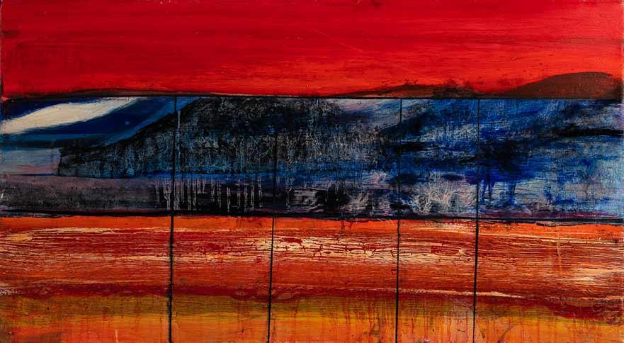 Painting, Global Warming