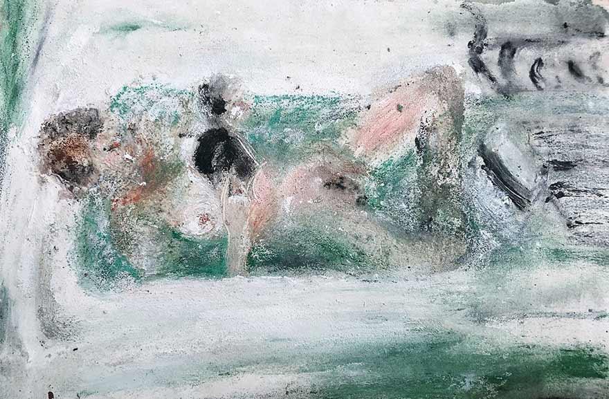 Painting, La Banera IV