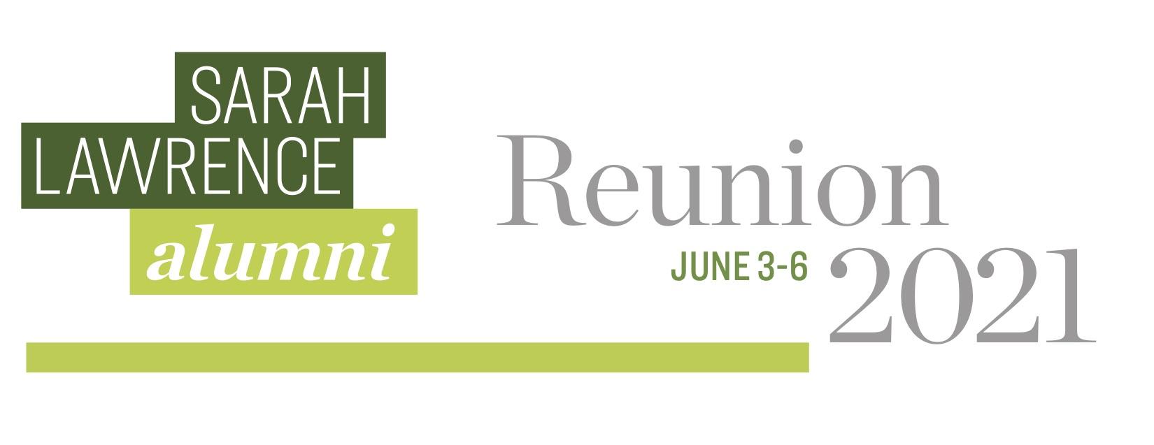 Reunion 2021 Logo