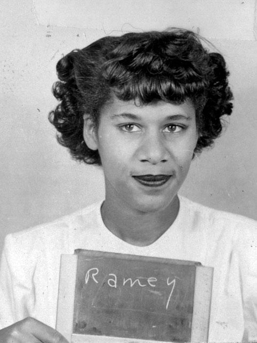 Raber Ramey '50 Matriculation Photograph, 1946