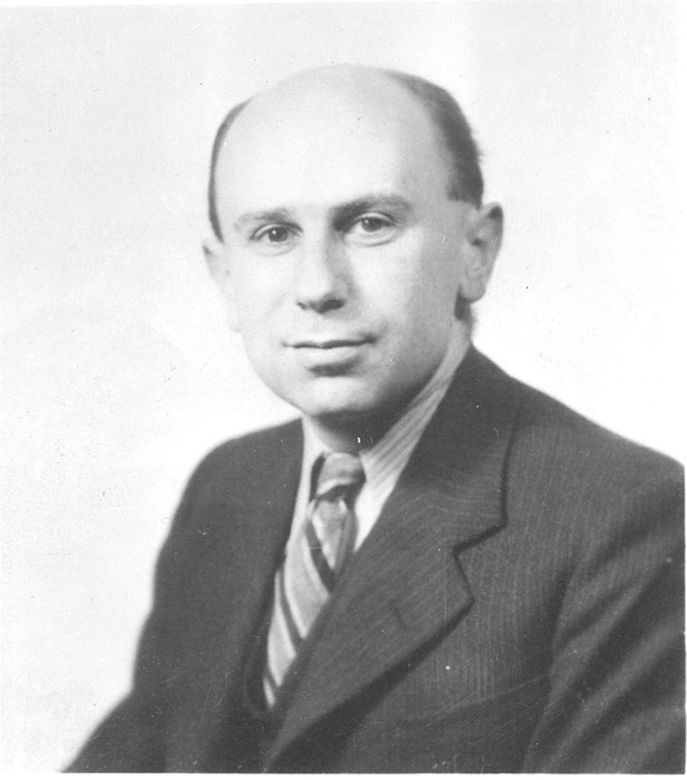 Albert Lauterbach (1904-1986) — Economics Faculty, 1943-1972. Participated in the 1954 trip.