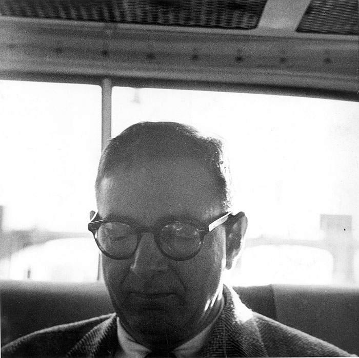 Edward Solomon, photographer unknown.