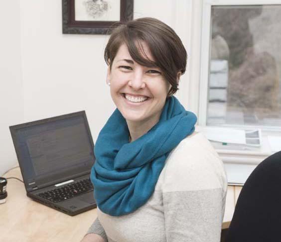 Claire Davis, Associate Director