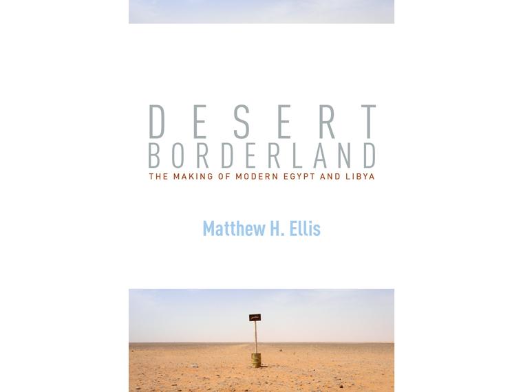 Desert Borderland book cover