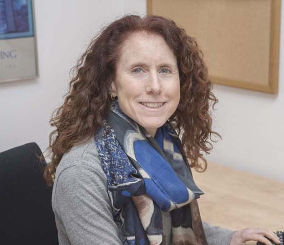 Laura Hercher, Director of Research