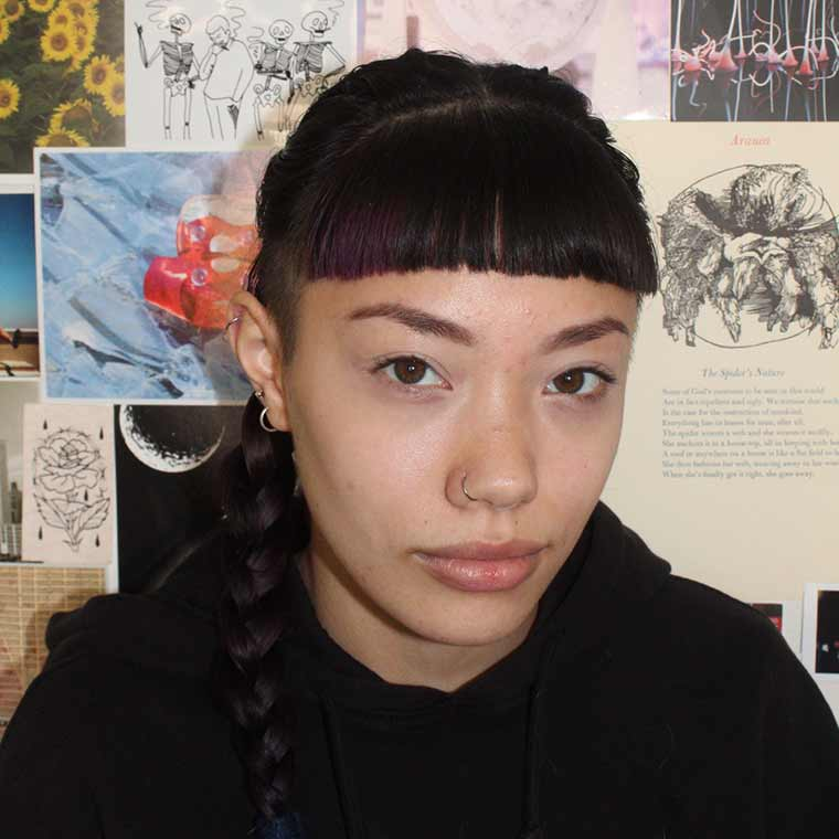 Colette Rae Chien '21 (The Stanley and Evelyn Lipkin Prize for Poetry), 2021 Recipient