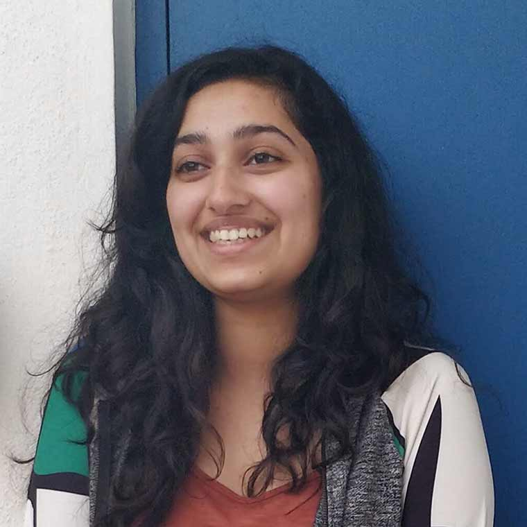 Devi Sastry '21 (The Stanley and Evelyn Lipkin Prize for Poetry), 2021 Recipient