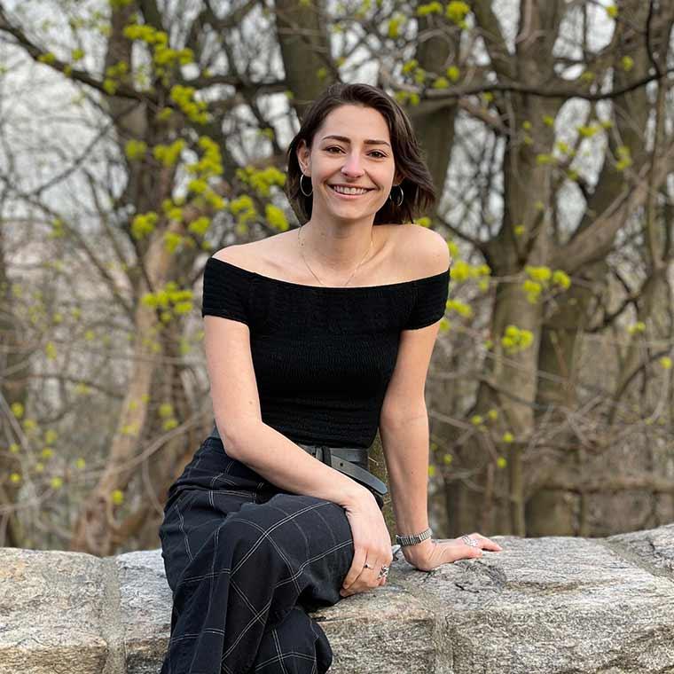 Sarah Brownstein '21, 2021 Recipient