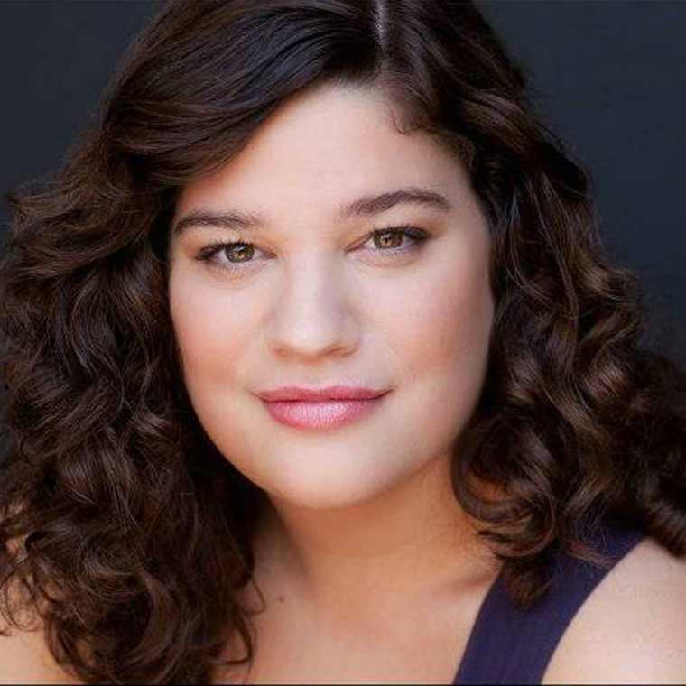 Sarah Sterling MFA'21 (The Stanley and Evelyn Lipkin Prize for Playwriting), 2021 Recipient