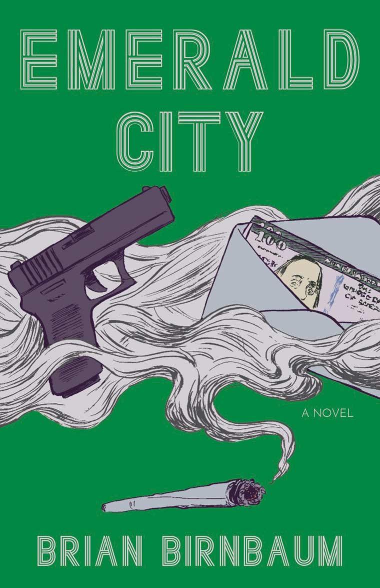 Emerald City book cover image