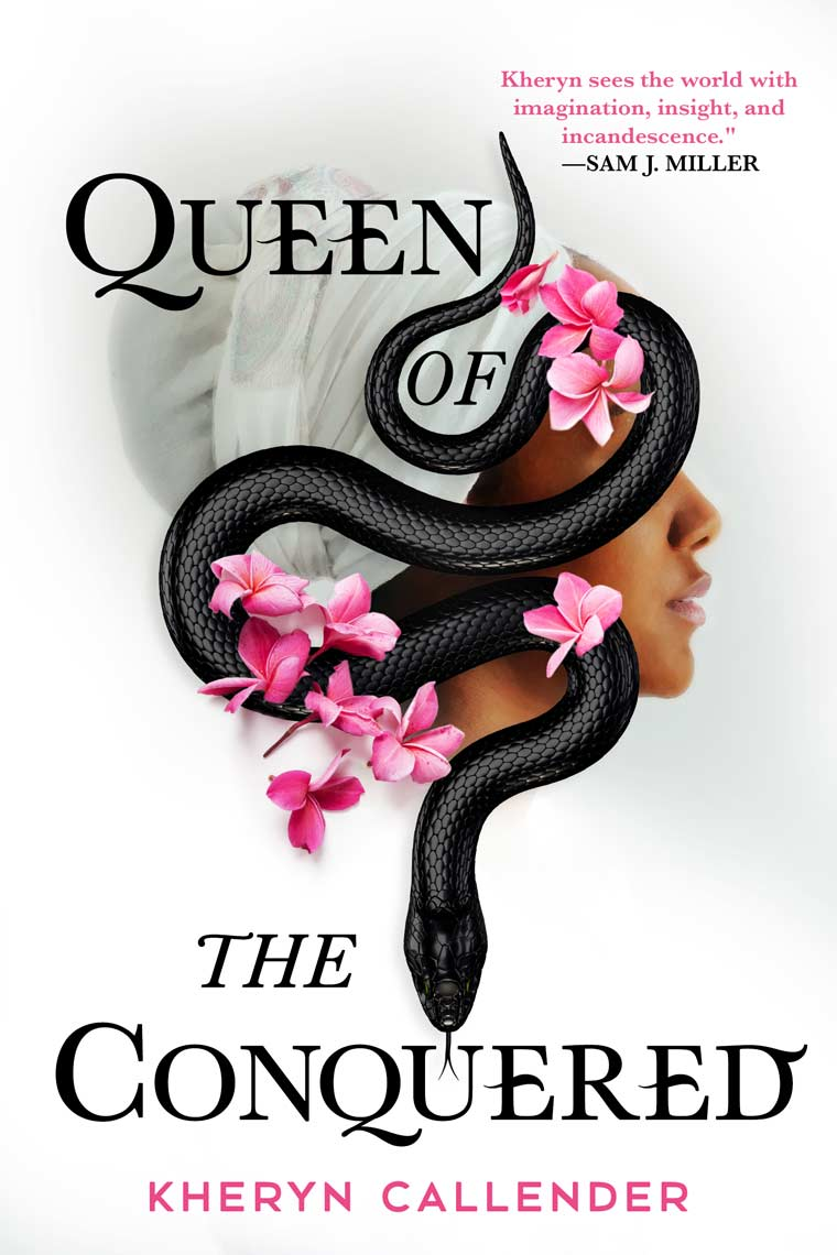 Queen of the Conquered book cover image