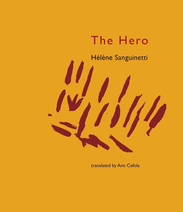 The Hero book cover image