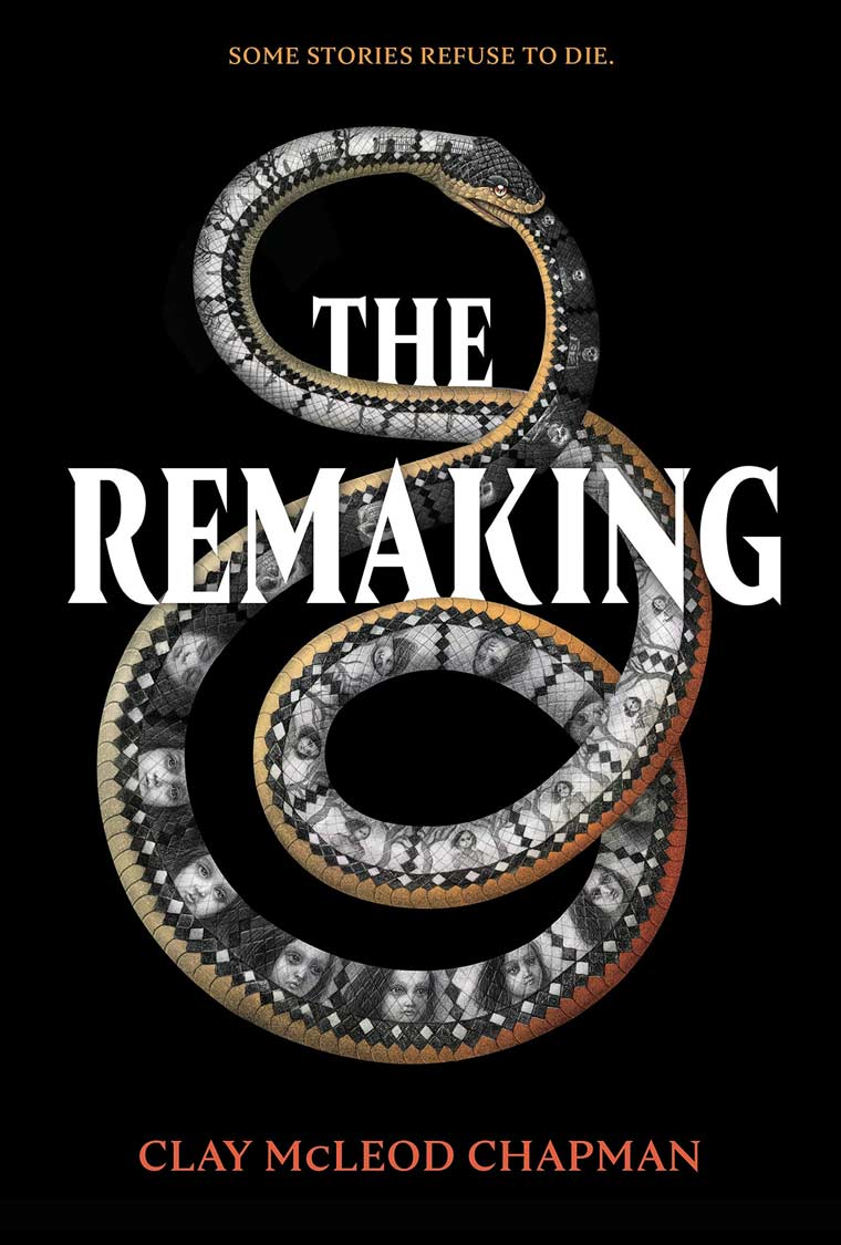 The Remaking book cover image