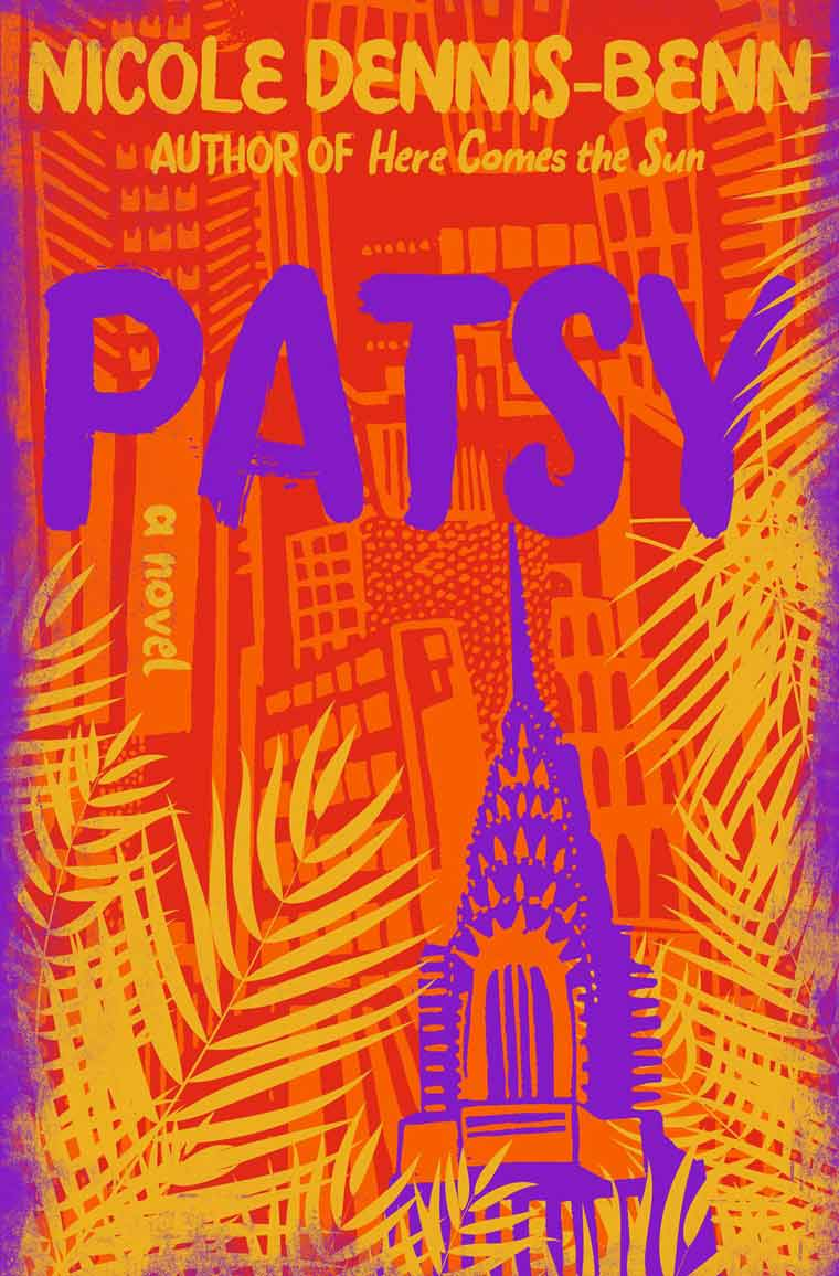 Patsy book cover image