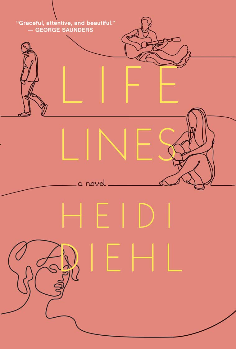 Lifelines book cover image