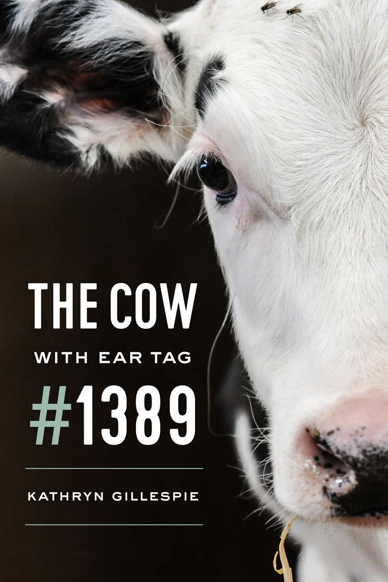 The Cow with Ear Tag #1389 book cover image