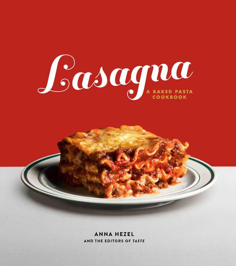 Lasagna: A Baked Pasta Cookbook book cover image