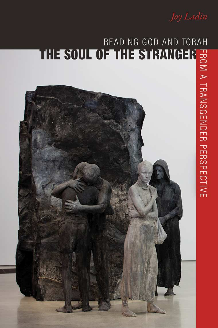 The Soul of the Stranger: Reading God and Torah from a Transgender Perspective book cover image