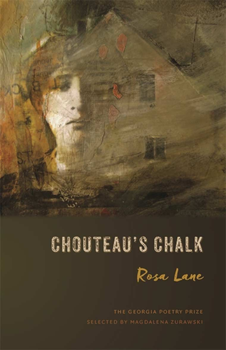 Chouteau's Chalk: Poems book cover image