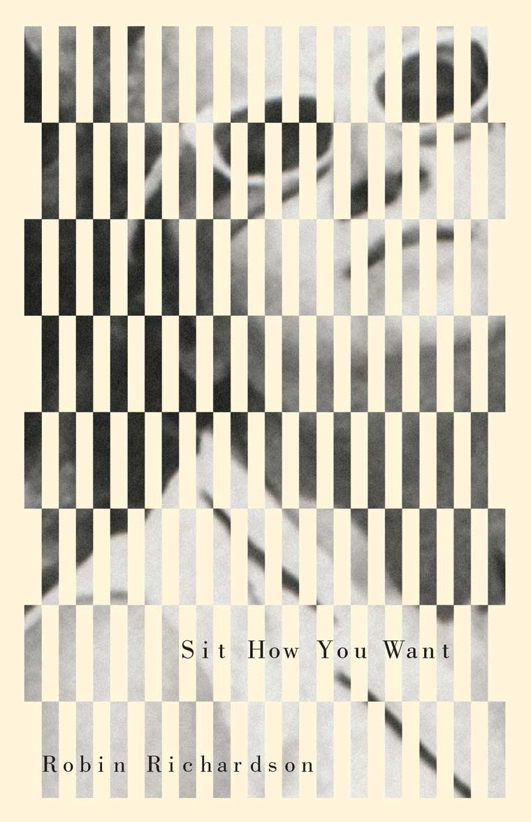 Sit How You Want book cover image
