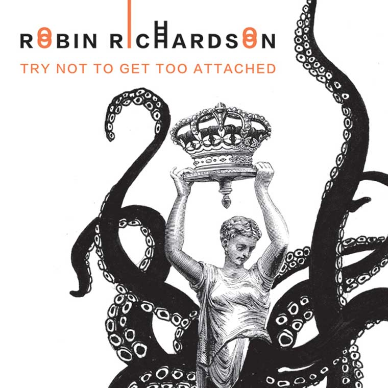 Try Not to Get Too Attached book cover image