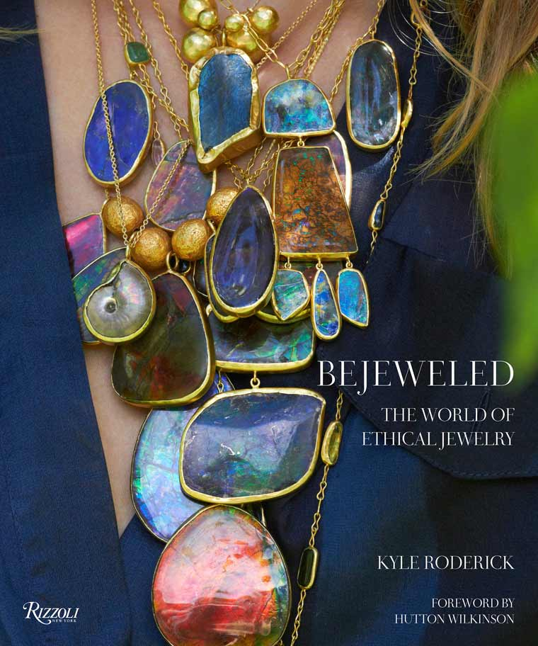 Bejeweled: The World of Ethical Jewelry book cover image