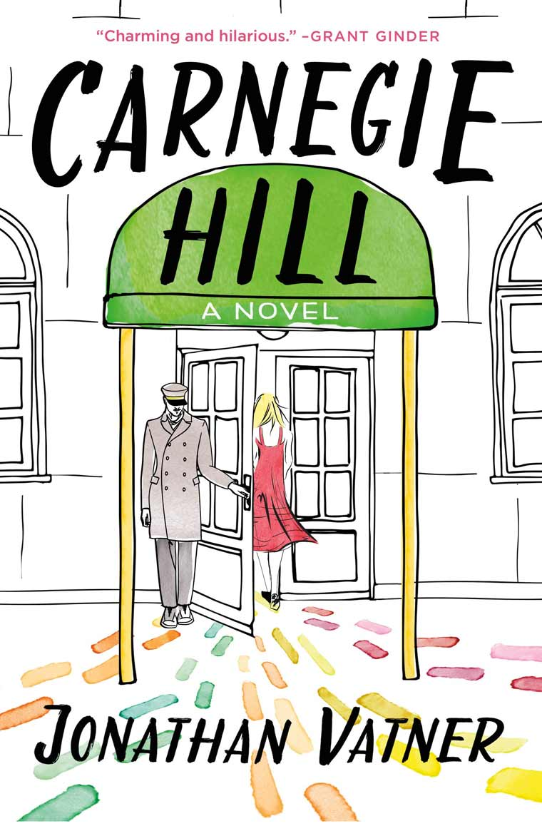 Carnegie Hill: A Novel book cover image