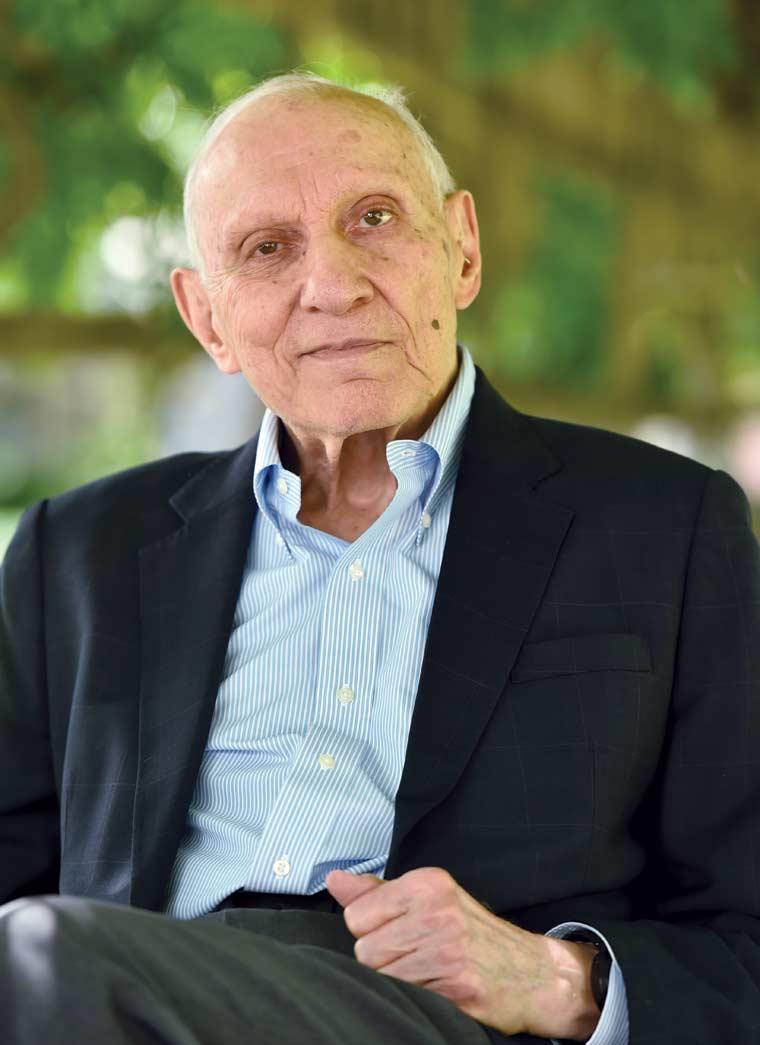 Portrait of Howard Goodman