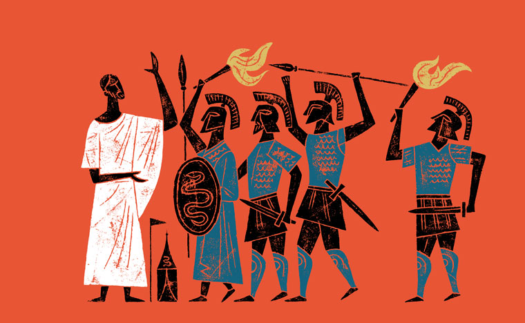 A Match Made in Ancient Greece