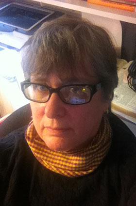 Carol Zoref '76, MFA '97