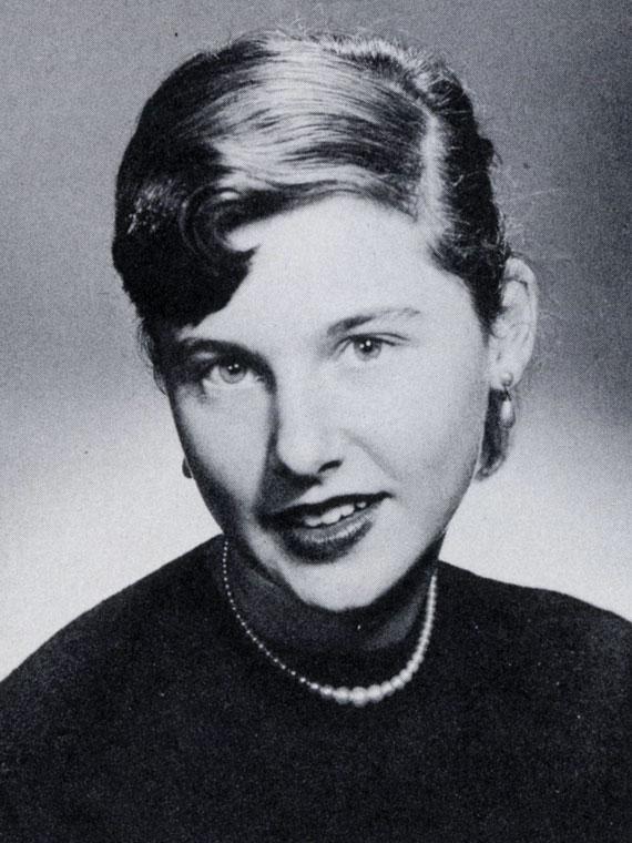 Polly Hoben Greenberg '54