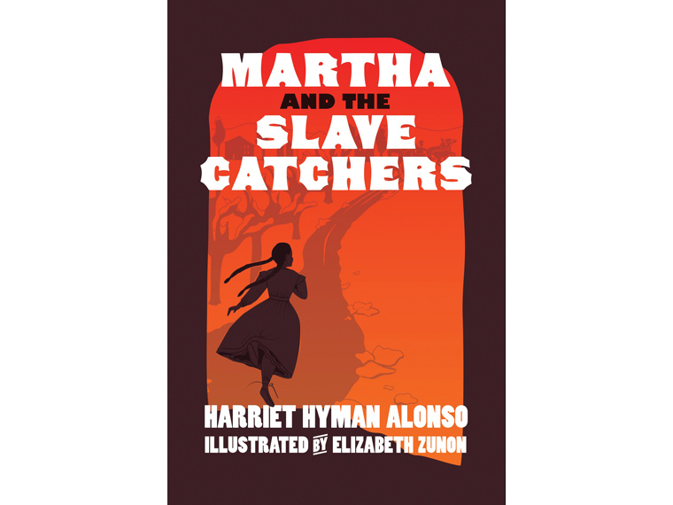 Martha and the Slave Catchers book cover