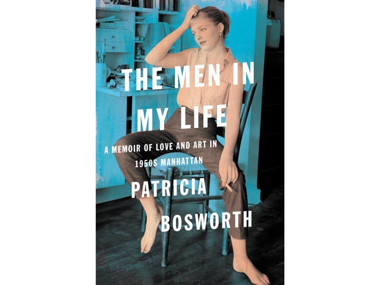 The Men in My Life: A Memoir of Love and Art in 1950s Manhattan book cover