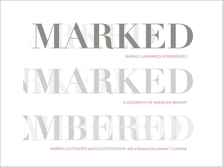 Marked, Unmarked, Remembered book cover