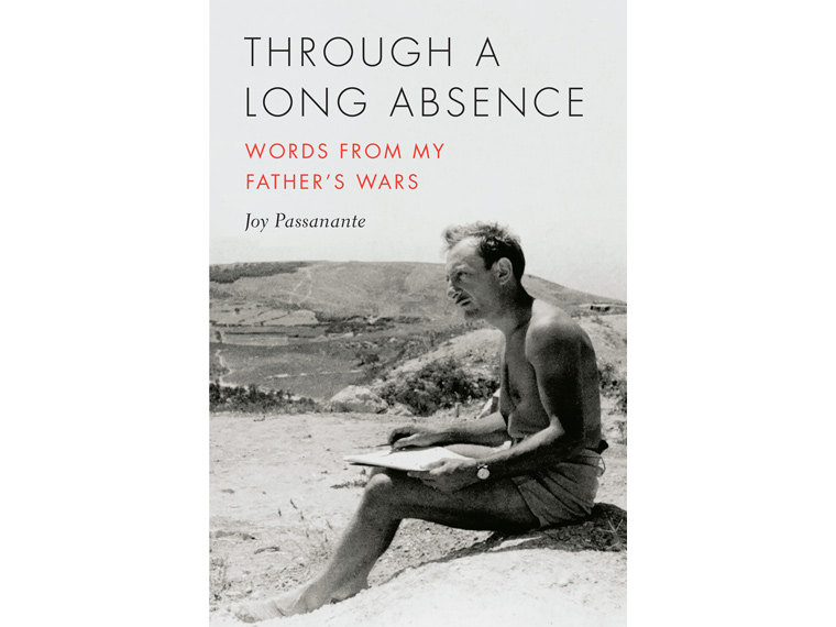 Through a Long Absence: Words from My Father's Wars book cover