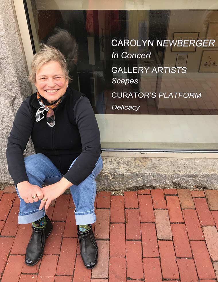 Carolyn Newberger