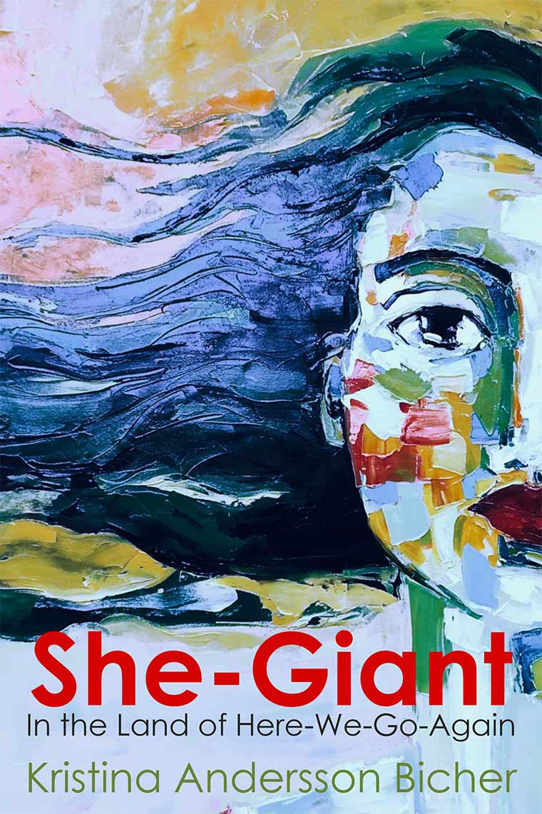 Cover image: She-Giant in the Land of Here-We-Go-Again