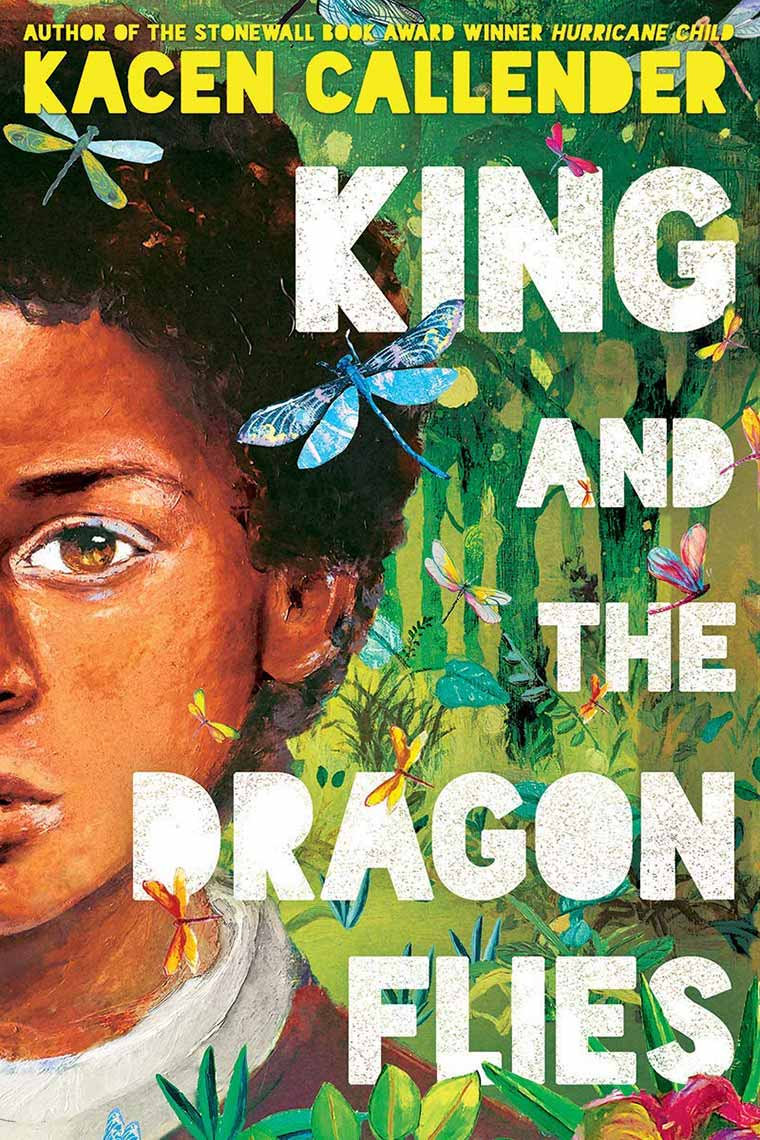 Cover image: King and the Dragonflies