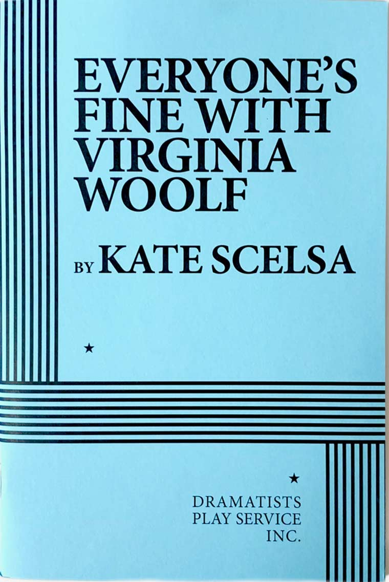 Cover image: Everyone's Fine with Virginia Woolf