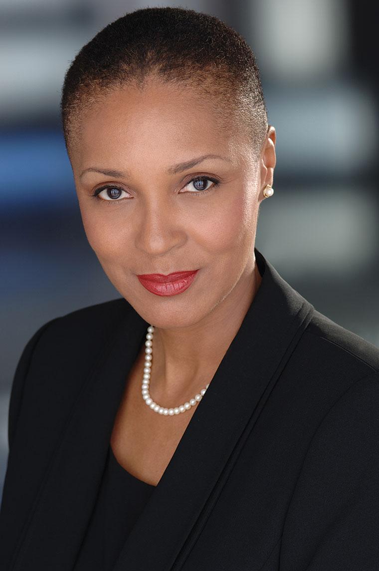 Photo of Gloria Browne-Marshall