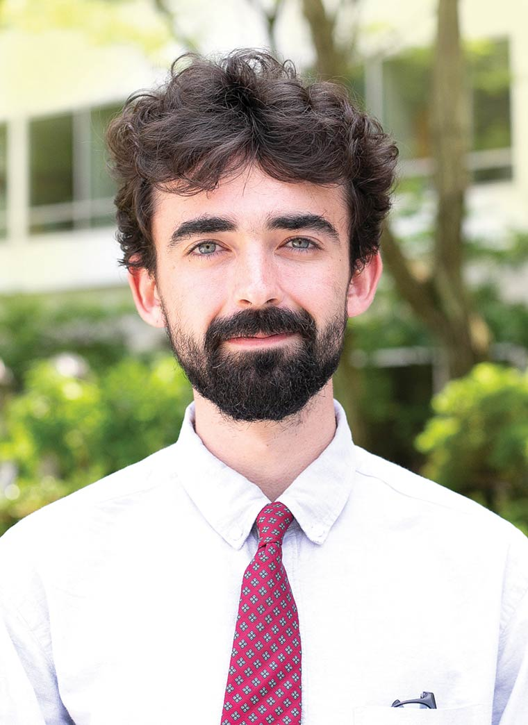 Photo of Jeremiah O'Mahoney