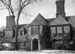 President's House, 1955. Photographer unknown. ©Sarah Lawrence College Archives