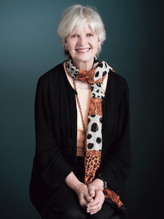 Patricia Bosworth '55