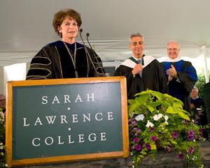 Karen Lawrence, Rahm Emanuel, John Hill