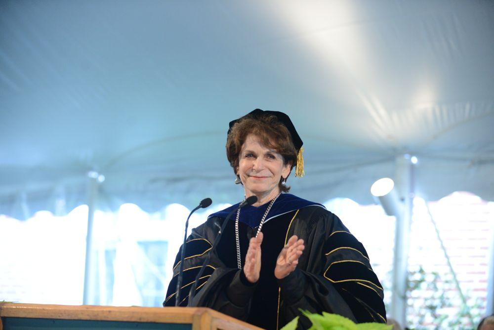 President Karen Lawrence