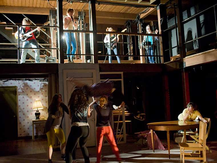 MFA Theatre Program