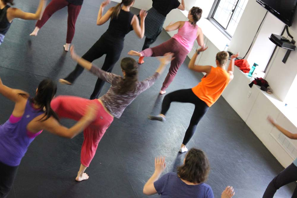MS Dance/Movement Therapy Program